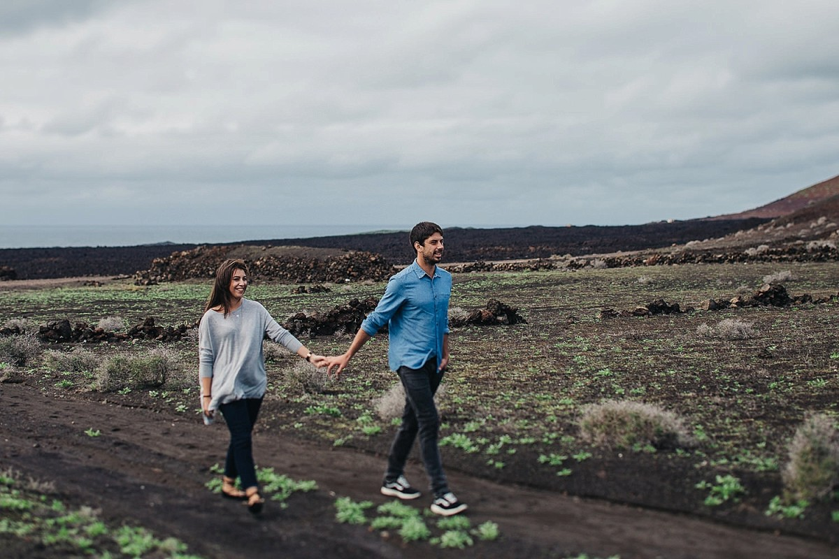 engagement session lanzarote