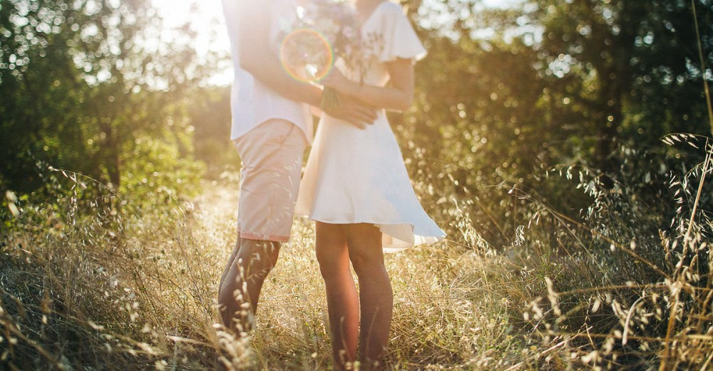 Provence Grignan wedding