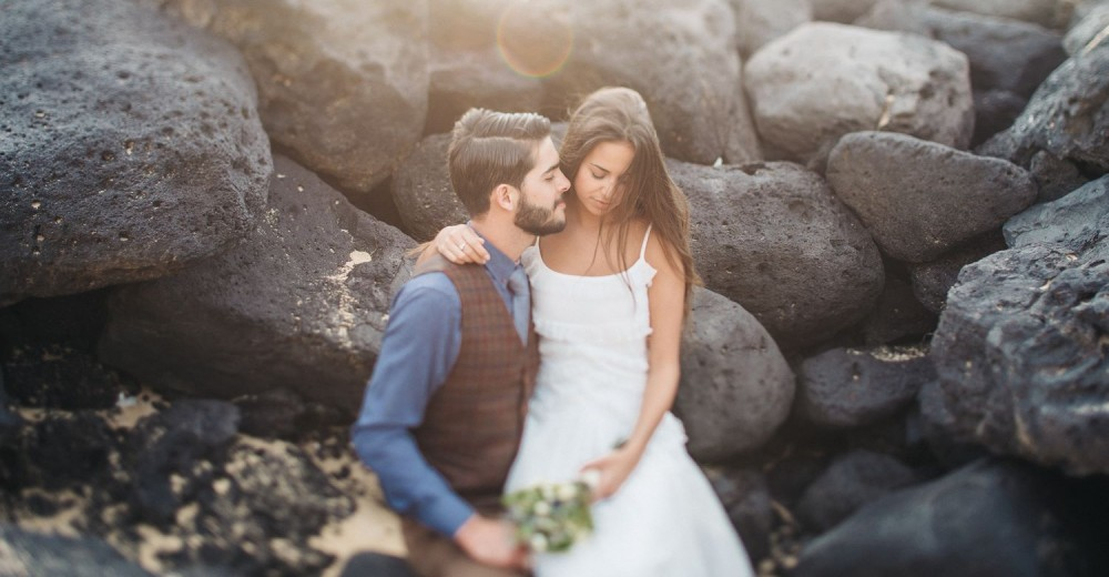 wedding photographer in lanzarote Spain